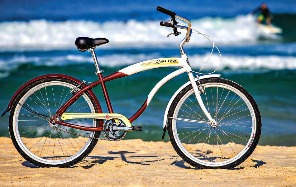 Praia, trilha ou asfalto? Escolha a bike certa e ande em todo tipo de terreno