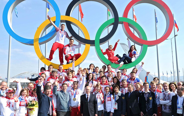 Современные русские спортсмены 5 фотография