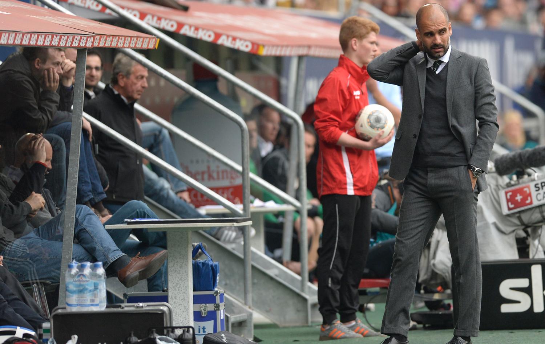Guardiola evita 'choro' após fim de invencibilidade: 'Isso é futebol'