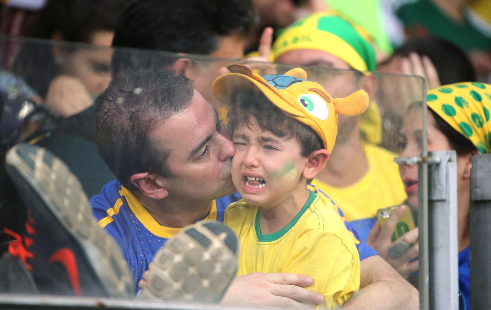 Brasil sofre goleada da Alemanha em vexame histórico e disputará 3º ... 245e39a4f8c44