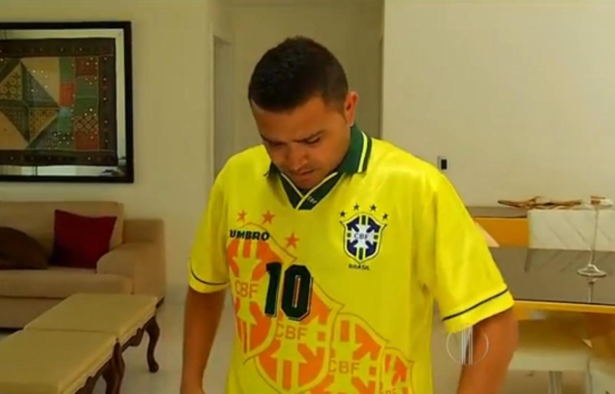 Ex-craque potiguar vive ansiedade de voltar a vestir camisa da Seleção  9d360c00adde1