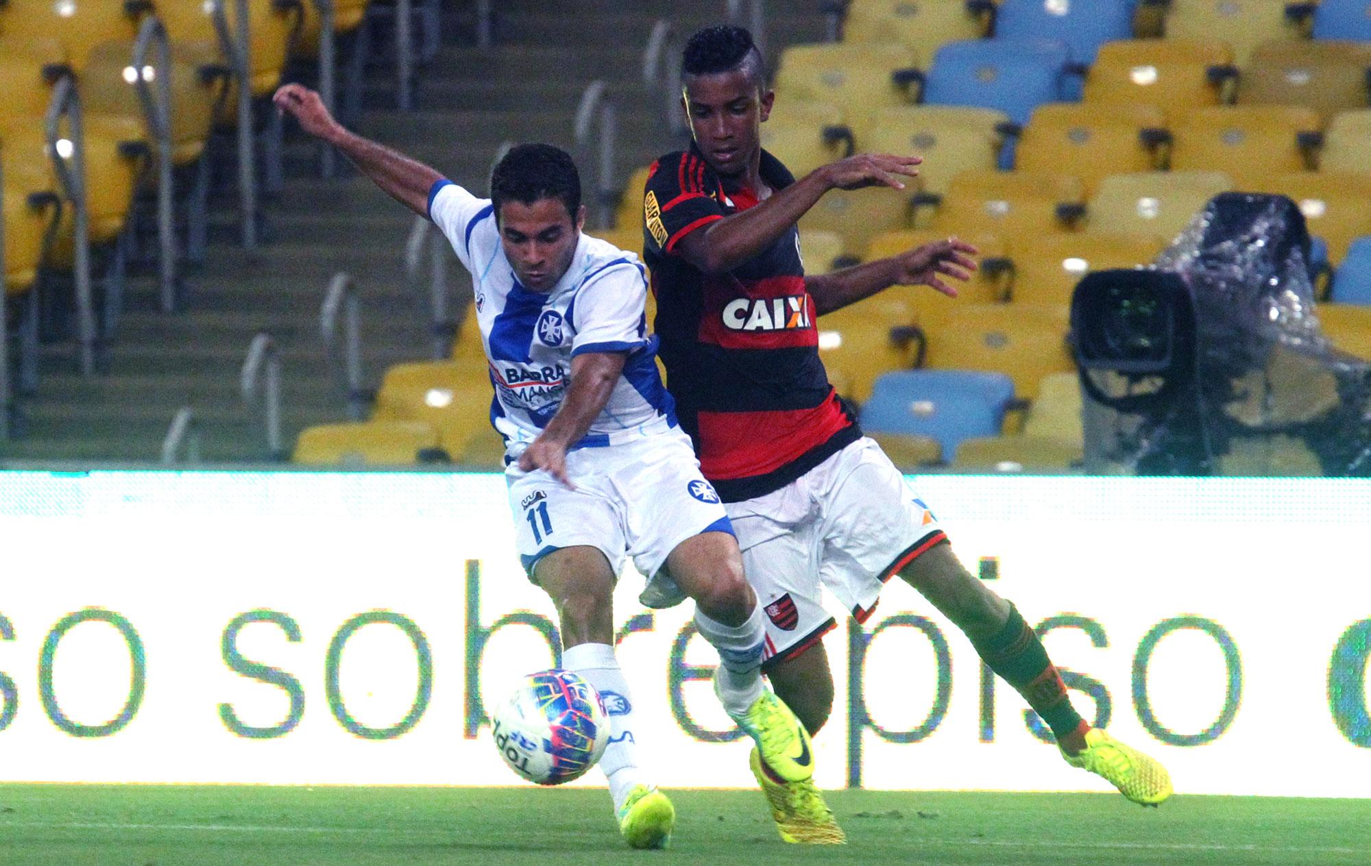 EXCLUSIVO: Depois de ser especulado na It�lia, Jorge garante foco no Flamengo