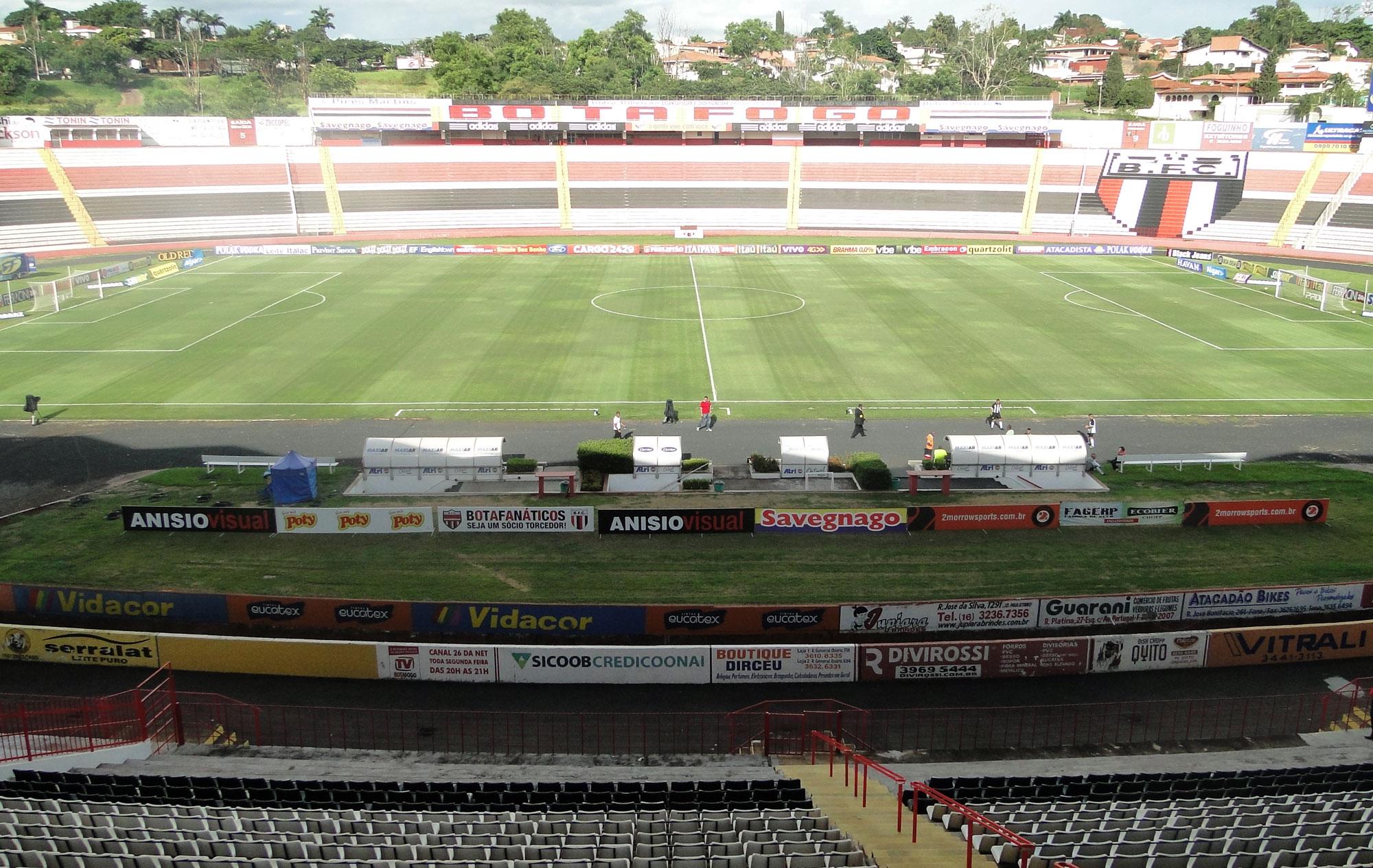 Partida entre Bota-SP e Ypiranga sofre alteração  ingressos estão à venda 66445889043e1