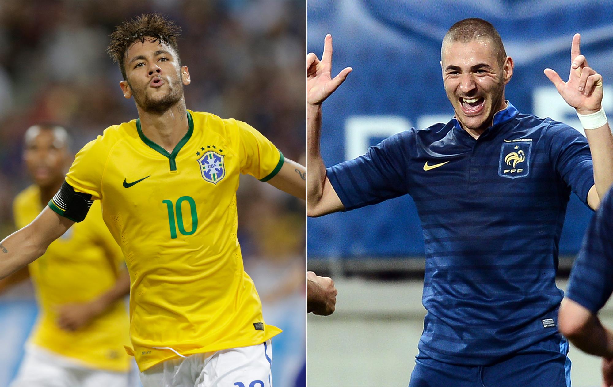 Brasil supera França em valor de mercado  Neymar no topo da lista f97e916e6a876