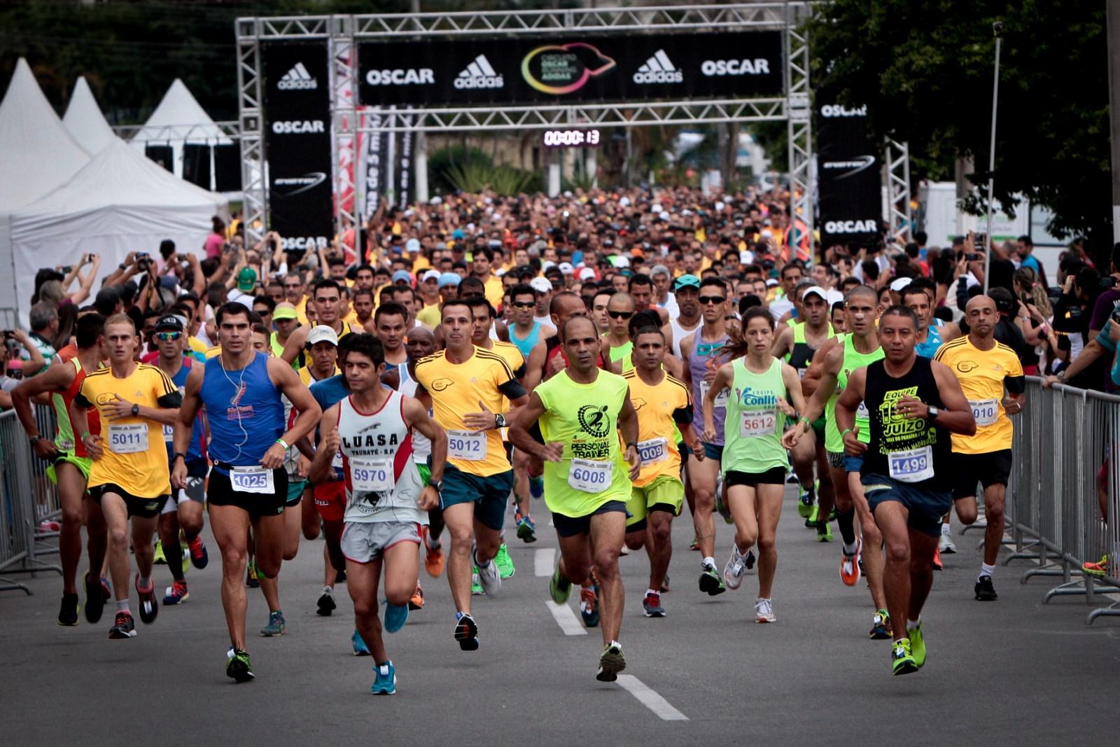 Circuito Oscar : Taubaté abre circuito de corrida de rua em julho inscrições estão