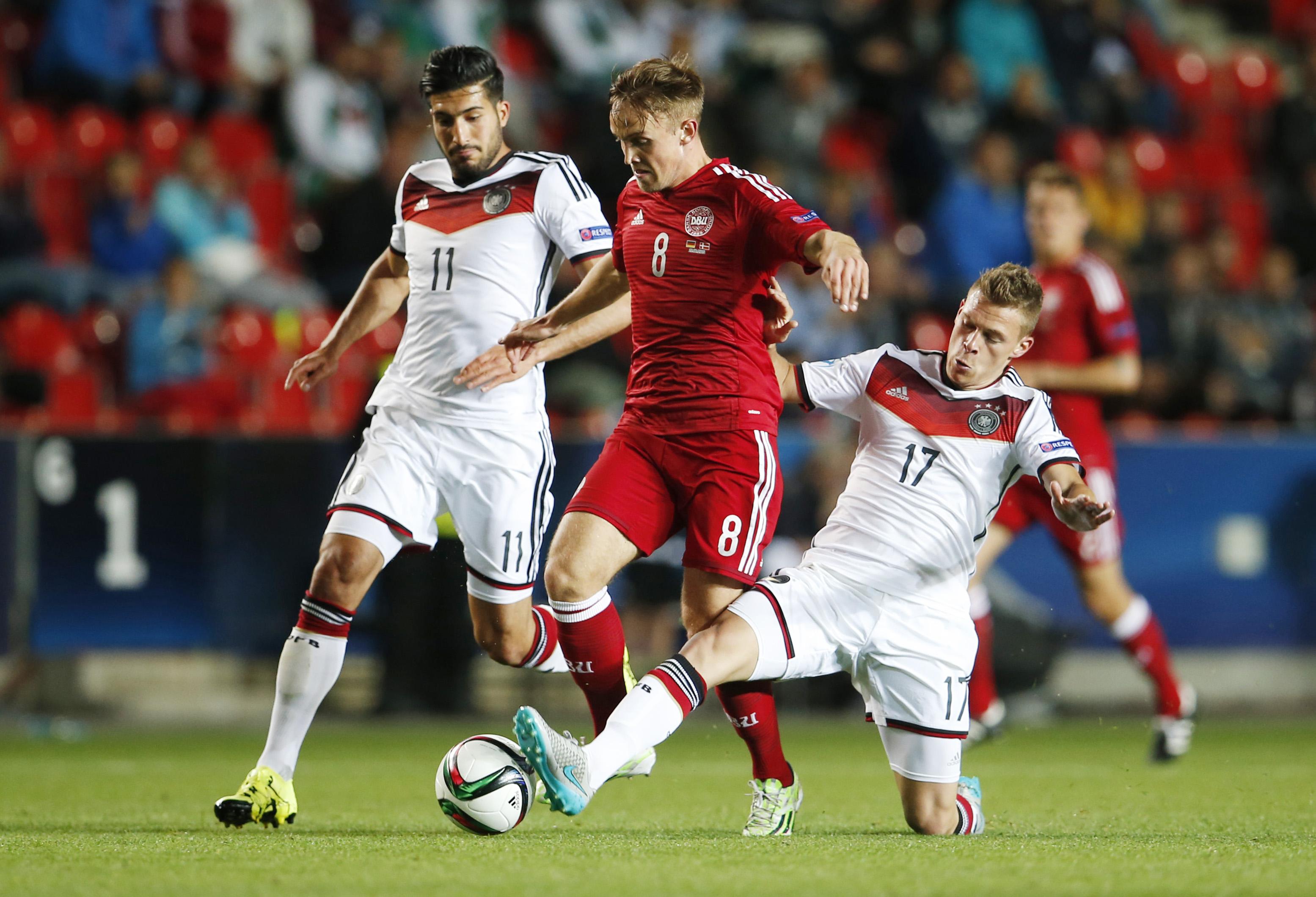 65191c2818 Alemanha vence e fica perto da vaga no futebol nos Jogos do Rio em 2016