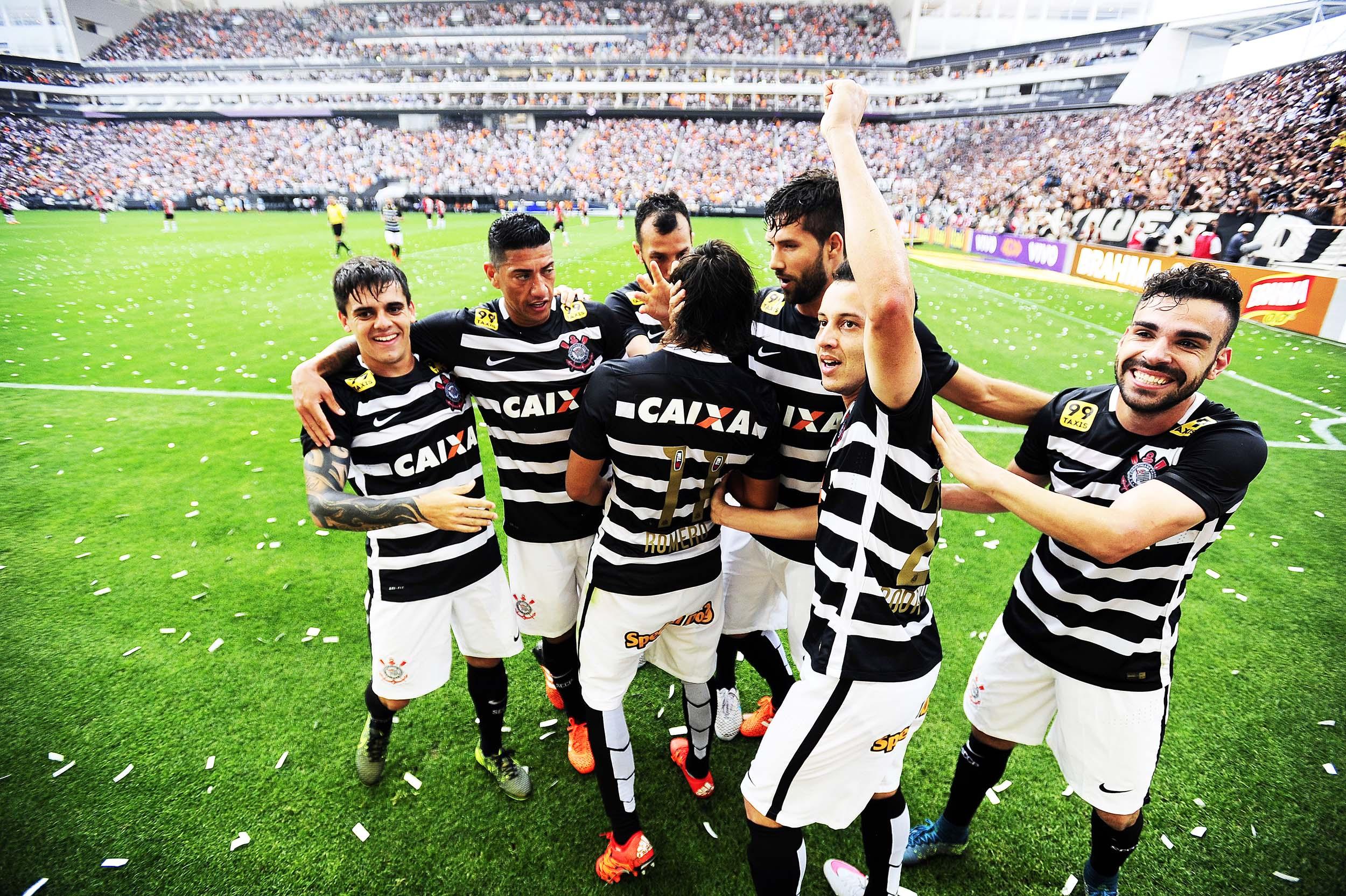 Corinthians atropela o São Paulo e aplica maior goleada do Majestoso 1b6dd270b7fe0