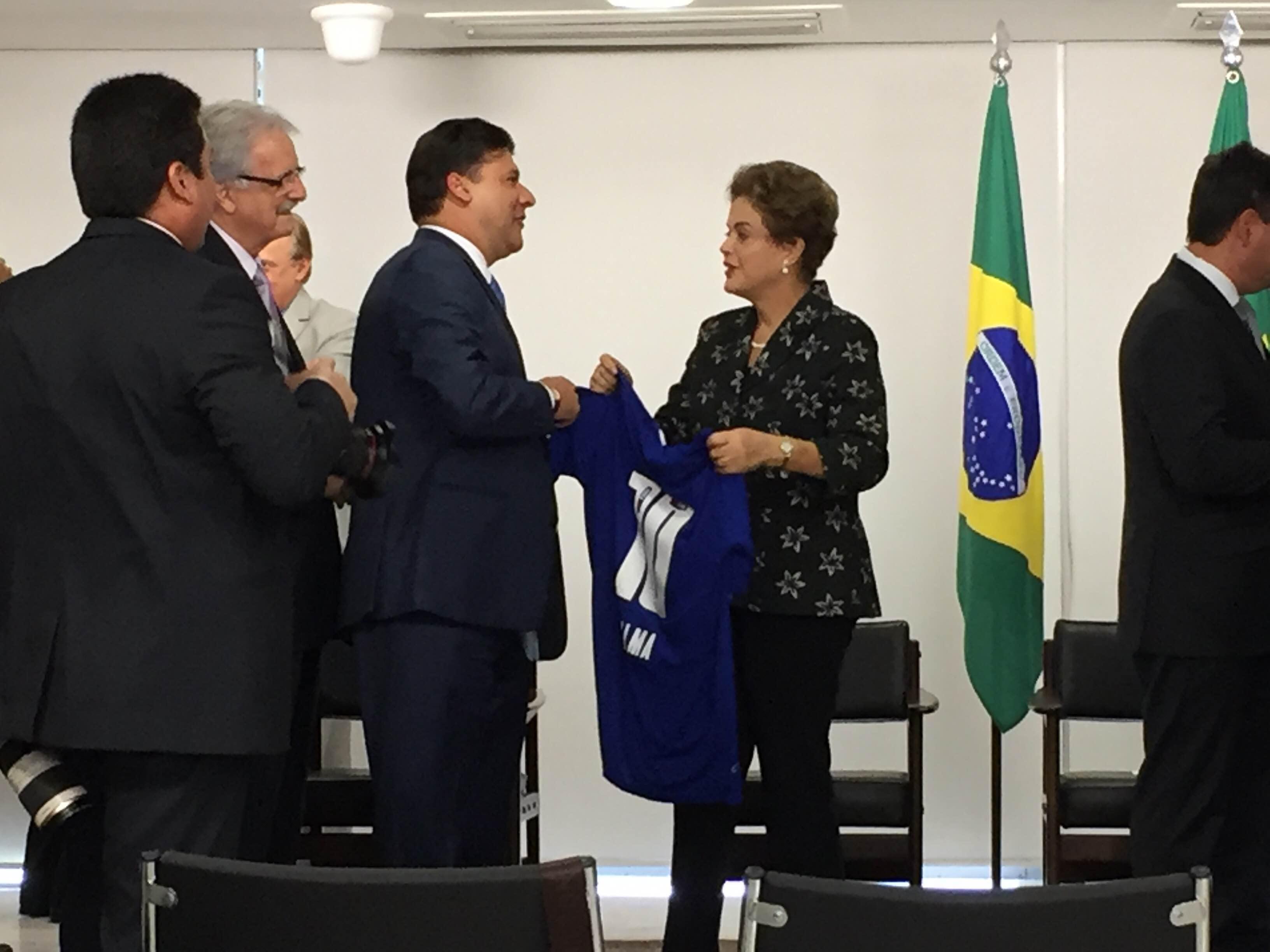 ee9afc4e3a Em evento com Dilma