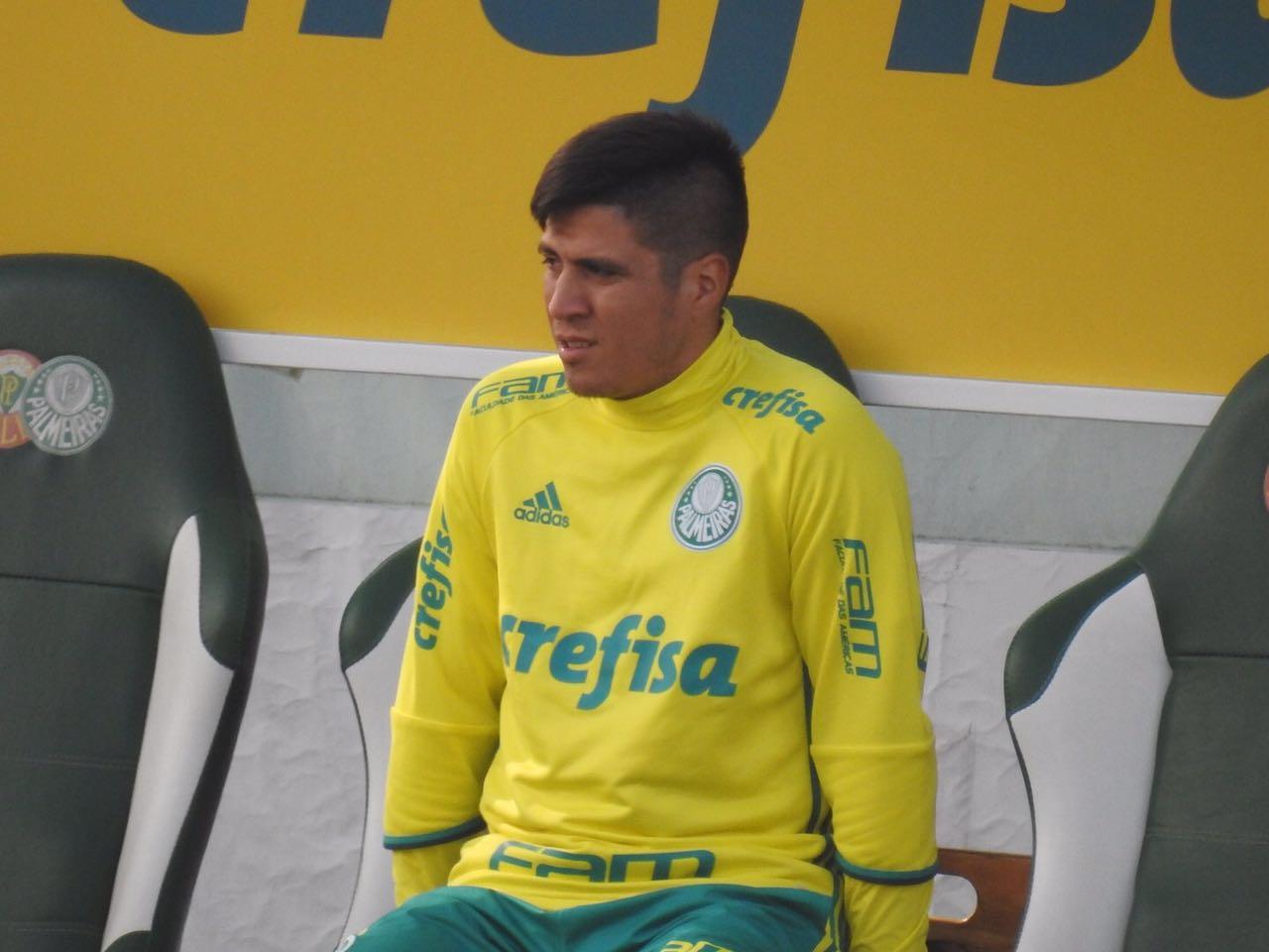 Palmeiras aceita oferta por Cristaldo  Barrios faz as pazes com Cuca e fica ea938a2e66948