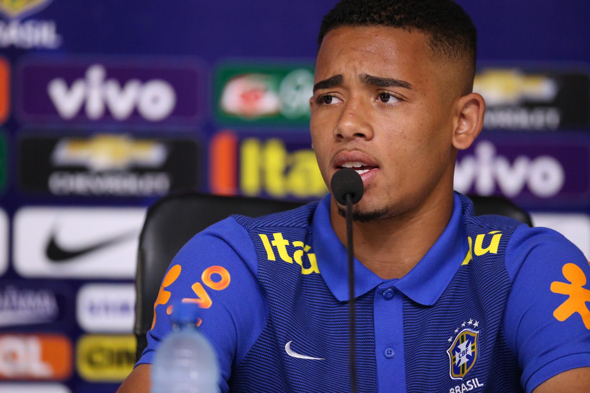 Palmeiras e Manchester City fecham acordo para venda de Gabriel Jesus