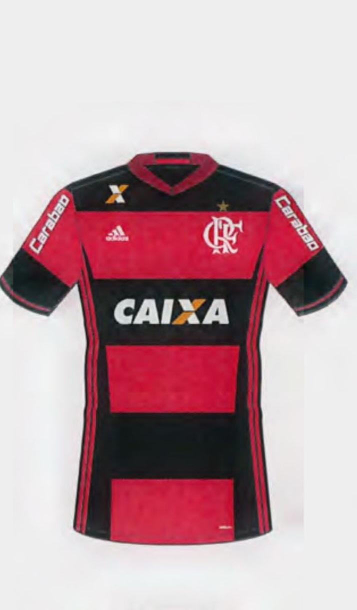 a2b7f10a35 Fla fecha patrocínio que renderá R  190 milhões ao clube em 6 anos