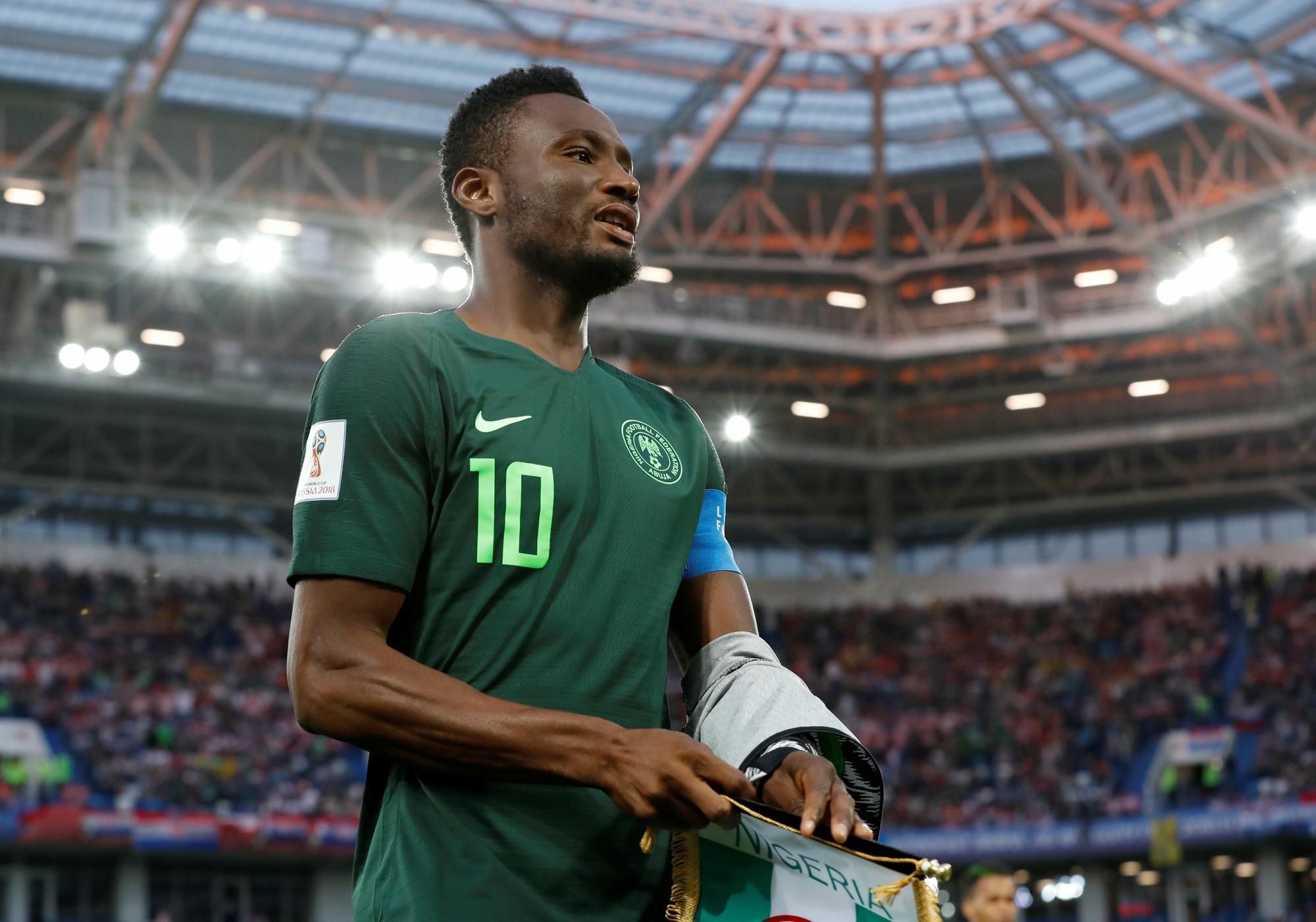 Nigéria se despede da Copa do Mundo já com muita expectativa para 2022  398626493dabf