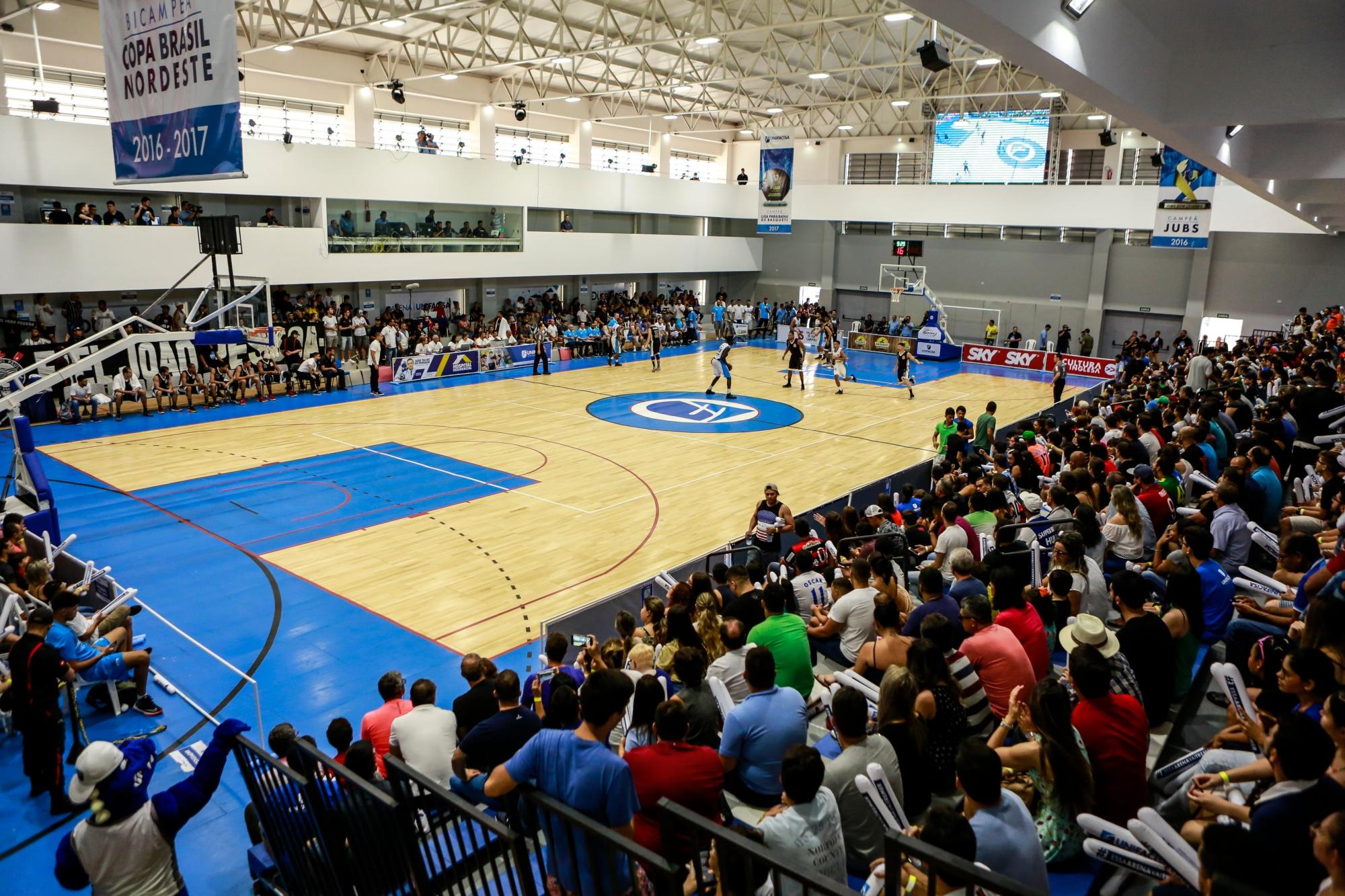 NBA implanta escolinha de basquete em Campina Grande  bbbdb7531e4f0