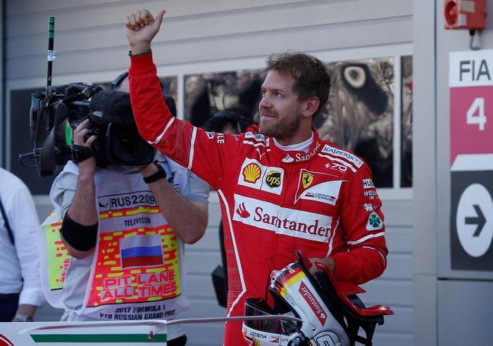 BLOG: Ferrari na 1ª fila: a F-1 mudou
