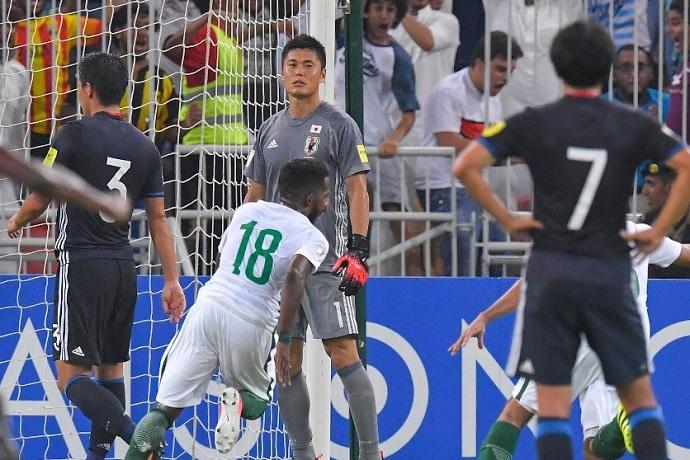 BLOG: Japão termina Eliminatórias com derrota em Jidá que coloca sauditas na Copa