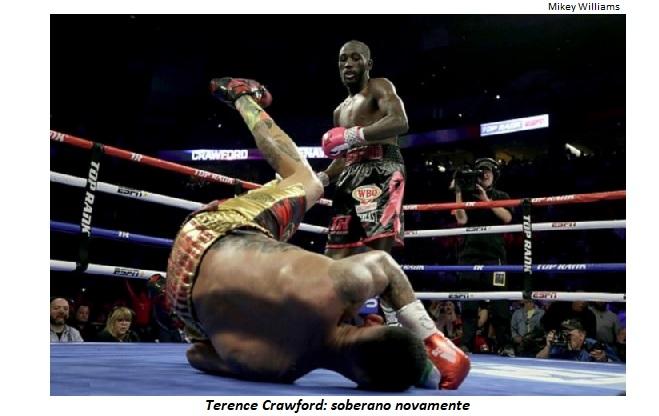BLOG: Crawford foi o cara, de novo!