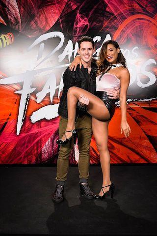 BLOG: Thiago Pereira está no Dança dos Famosos 2017