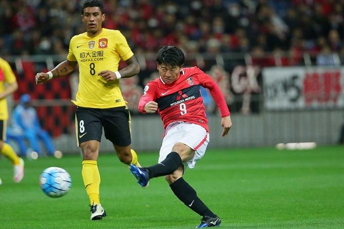 BLOG: Urawa Reds vence Guangzhou e fica perto de avançar na ACL; Hiroshima segue vivo