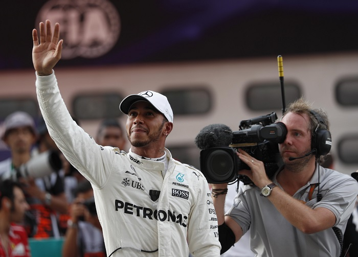 BLOG: Hamilton vive sonho na Malásia