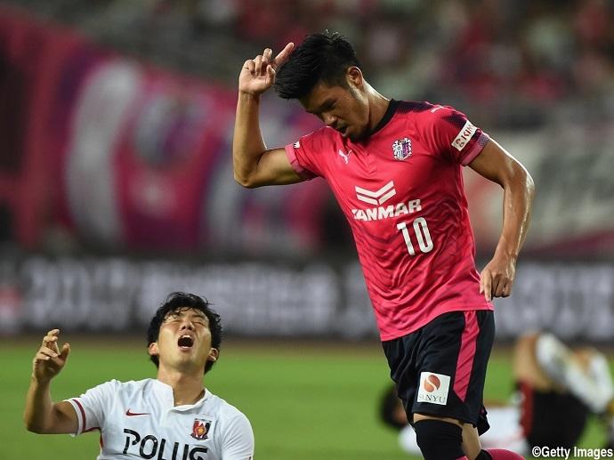 BLOG: J-League: Em jogo adiantado, líder Cerezo Osaka atropela Urawa Reds