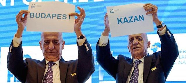 BLOG: Kazan leva Mundial de Curta 2022, Budapeste de 2024