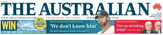 BLOG: Imprensa australiana repercute caso Grant Hackett