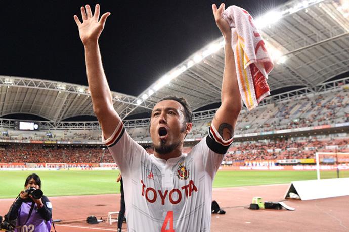 BLOG: Em busca do milagre: Nagoya vence no retorno de Tulio e segue vivo na J1
