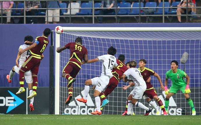 BLOG: Venezuela marca na prorrogação e Japão cai nas oitavas do Mundial Sub-20