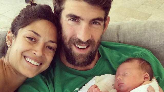BLOG: Michael Phelps celebra primeiro Dia dos Pais como free-man