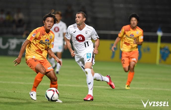 BLOG: 2º turno começa com goleada do Kobe e vitória do Frontale no 'Tamagawa Classico'
