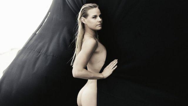 BLOG: Nadadora da Dinamarca faz ensaio nu as vésperas do Rio 2016