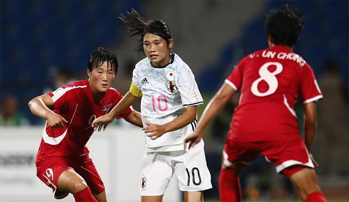 BLOG: Diante de algoz, Japão cai nos pênaltis e fica com vice no Mundial Feminino Sub-17