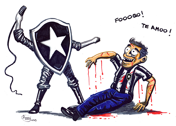 BLOG: Charge! Amor sofrido