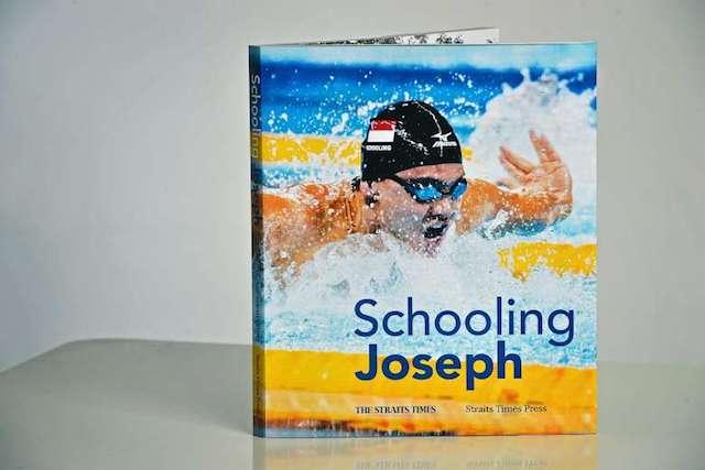 BLOG: O ouro de Joseph Schooling no Rio 2016 vai virar livro