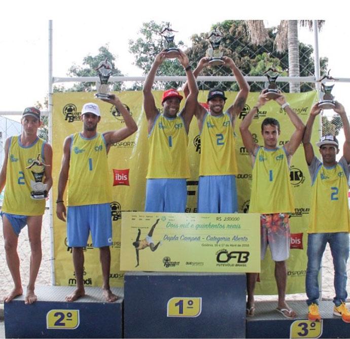 BLOG: Águia & Tatá vencem Eduardinho & Marcellinho e conquistam o título da categoria aberta do CFB