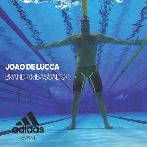 BLOG: Ainda sem clube João de Lucca ganha patrocínio da Adidas e não vem para o Maria Lenk