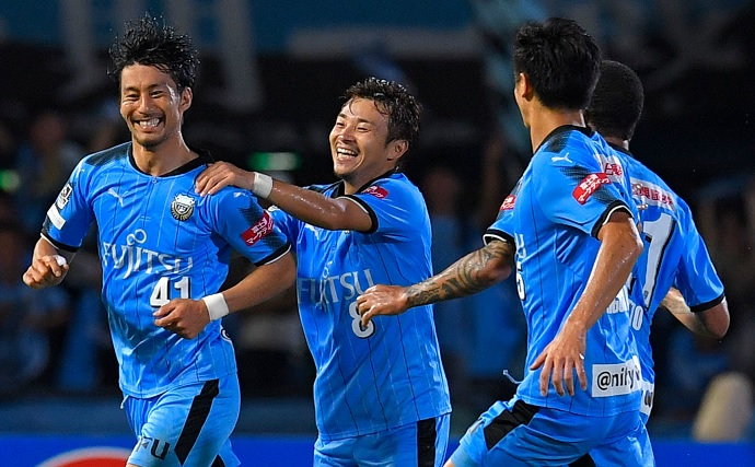 BLOG: Frontale faz o 'double' no Antlers e impede Kashima de disparar na liderança da J1
