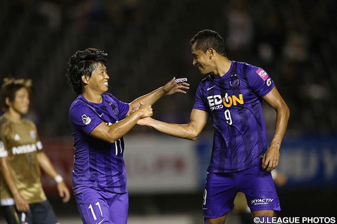 BLOG: Hiroshima segue 100% no returno da J-League e ultrapassa Urawa no geral