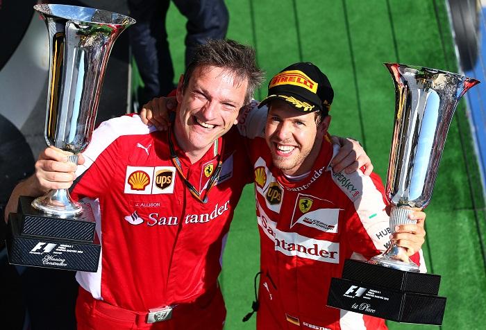 BLOG: Vettel, um domingo sublime
