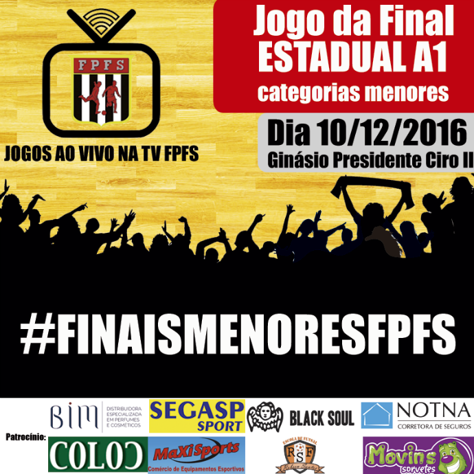 BLOG: Futsal paulista ao vivo