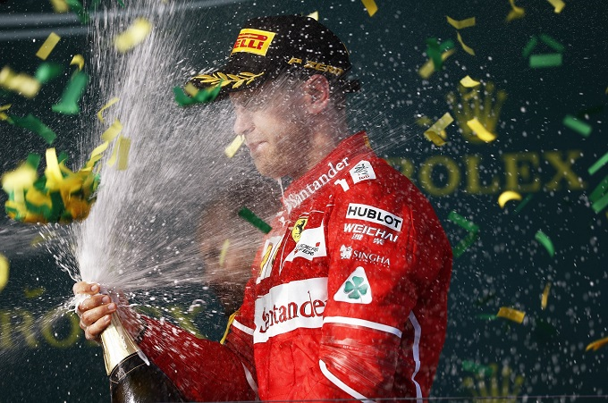 BLOG: Vettel coloca graça no Mundial