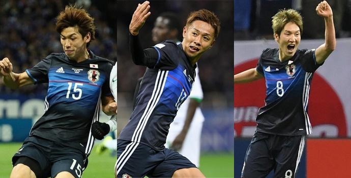 BLOG: Com Honda, Kagawa e Okazaki no banco, Kiyotake se torna a nova estrela do Japão