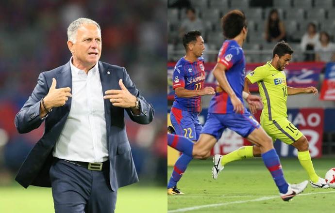 BLOG: Novo técnico do Hiroshima estreia com derrota e eliminação na Copa Levain
