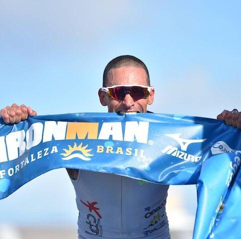 BLOG: José Belarmino vence o Ironman de Fortaleza