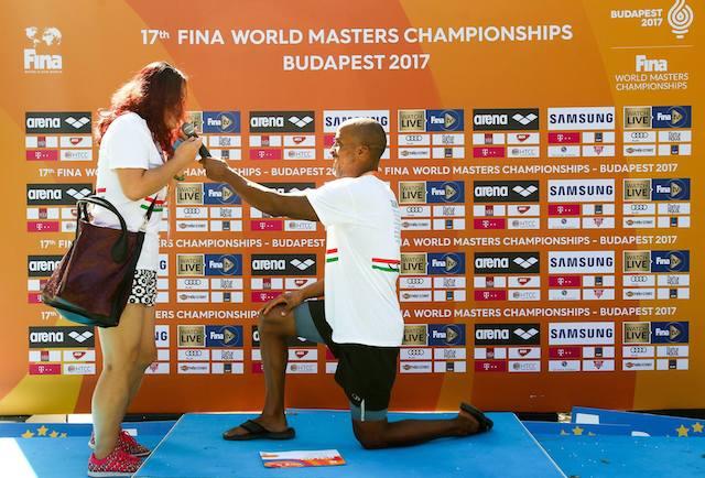 BLOG: Outra grande história do Mundial Masters de Budapeste