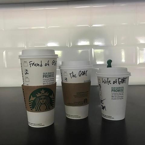 BLOG: Starbucks e sua recepção a Michael Phelps e família