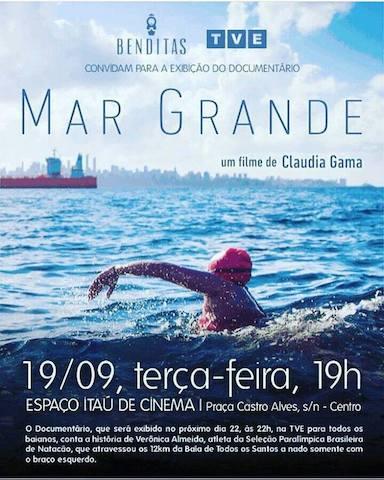 BLOG: Pré-lançamento do documentário Mar Grande