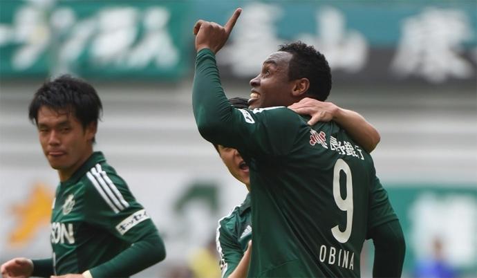 BLOG: Obina, torcida do Matsumoto e vitória do Frontale são destaques da 1ª rodada da J1