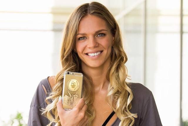 BLOG: Celular de ouro para Yulia Efimova de prata