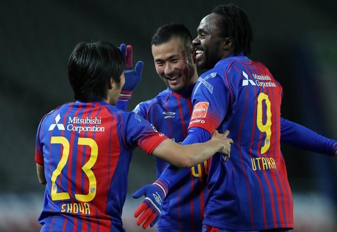 BLOG: Copa Levain começa com 6x0 do FC Tokyo no Sendai; Utaka estreia com gol
